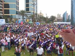 Marathon por las mujeres