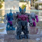 Avatar of Transformers On Vacation