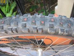 Kenda Kinetics old wheel