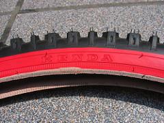 Kenda wheel